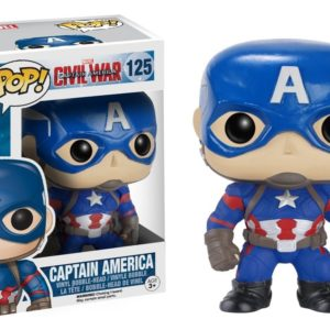 FUNKO CAPTAIN AMERICA/125/ CIVIL WAR/MARVEL