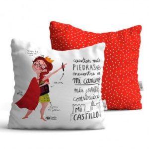 FUNDA COJIN CASTILLO PEDRITA PARKER